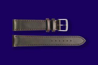 nomos 5814 watch strap shell cordovan 19mm brown