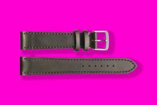 nomos 5819 watch strap shell cordovan 18mm brown