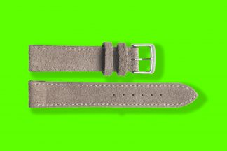nomos watch strap velour 20mm beige 5879