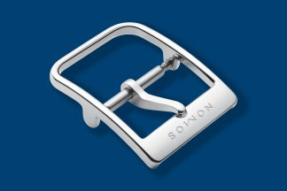 nomos stainless steel buckle 18mm