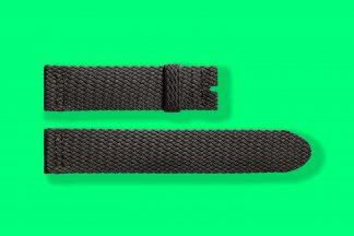 20mm textile braided nomos watch strap 5828