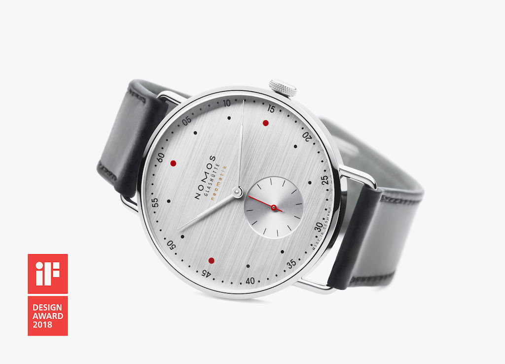 iF Design Award Nomos Metro Mark Braun Minimatikal