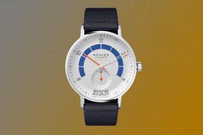 nomos autobahn 1303 watch for sale