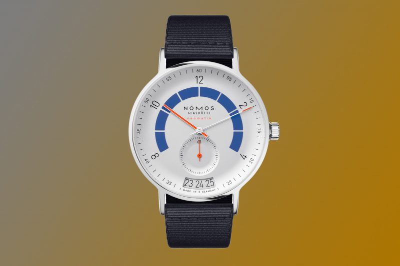 nomos autobahn 1303 watch for sale