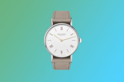 nomos ludwig 2019 baselworld duo 33 watch