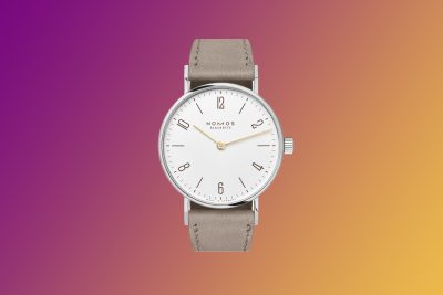 nomos tangente 33 duo watch for sale