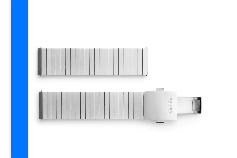 NOMOS Stainless Steel Bracelet Sport 20mm – Minimatikal